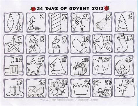 printable colour in advent calendar advent calendar to colour in new calendar template site