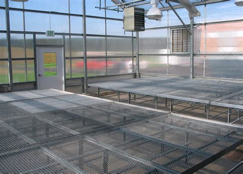greenhouse benching united greenhouse systems greenhouse benching systems