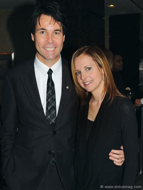 Samantha Nutt And Eric Hoskins | the 2010 tiffany mark award cocktail reception dolce