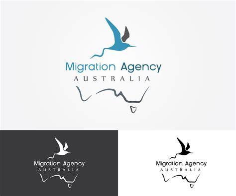 design a business logo australia bold modern logo design for migration agency australia by