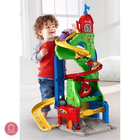 10 Floor At Bmh Tower - cool toys for 4 year boy 2017 best boys toys 8 blue