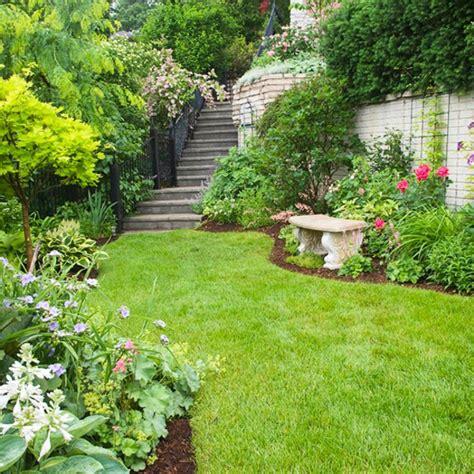 Hang Anlegen by Gartengestaltung Am Hang Wie K 246 Nnen Sie Einen Hanggarten