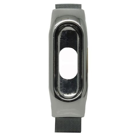 Watchband Stainless Steel Xiaomi Mi Band 2 watchband milanese stainless steel xiaomi mi band 2 oem black jakartanotebook