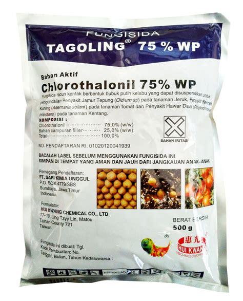 Obat Pembunuh Jamur Pada Tanaman obat pertanian pembunuh jamur fungisida tagoling 75