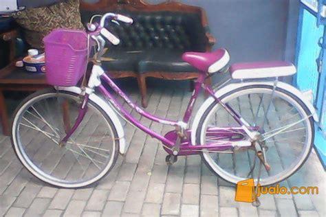 Sepeda Keranjang Wanita Bekas sepeda wanita dewasa jualo