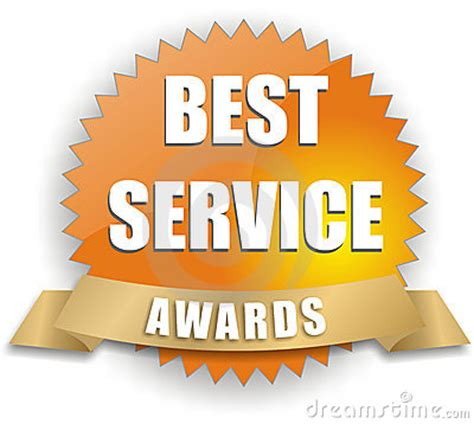 best service vector best service award stock photography image 8926392