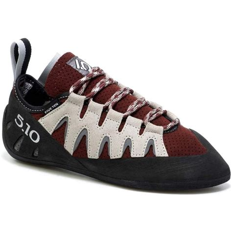 five ten climbing shoe five ten siren merlot climbing shoes ld mountain centre