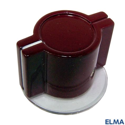Elma Knobs by Elma Marconi Classic Wing Knob With Skirt
