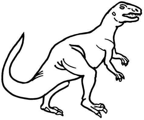dinosaur coloring book printable preschool coloring pages
