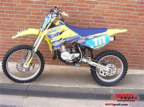 Suzuki Rm85 Specs Suzuki Rm 85 2007 Specs And Photos