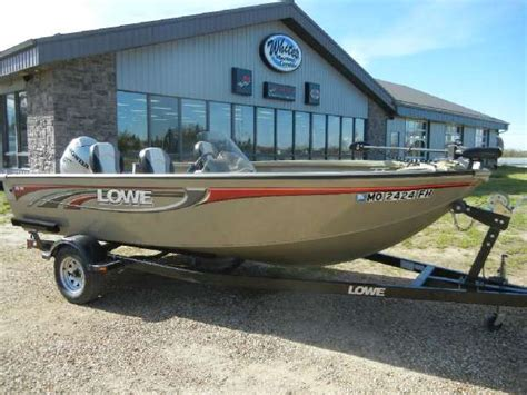 lowes osage missouri used lowe boats for sale in missouri united states boats
