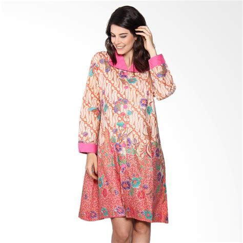 Blus Wanita baju atasan wanita blus panjang tunik ukuran besar