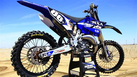 motocross in action project 2015 yamaha yz 125 2 stroke motocross action