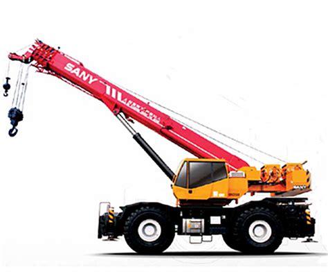gru mobile camion grue grue mobile grue camion sany