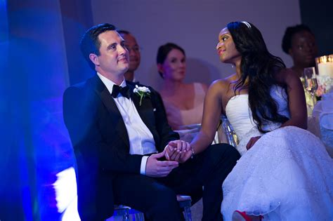 """""""It was Magical""""! CNN's Isha Sesay Ties the Knot with Leif"""