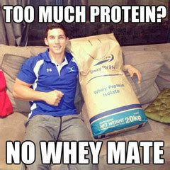 Protein Powder Meme - nutrition things you should know but probably don t gym