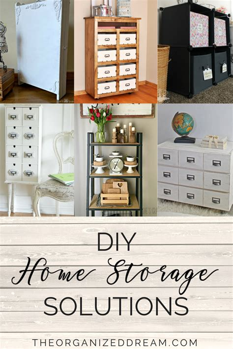 home storage solutions diy home storage solutions mm 141 the organized dream
