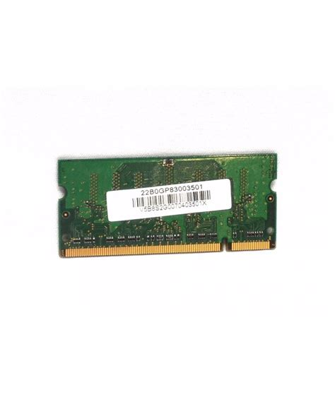 Ram Komputer 256 Mb memoria ram 256mb 1rx16 pc2 4200s samsung ipp4 70 00