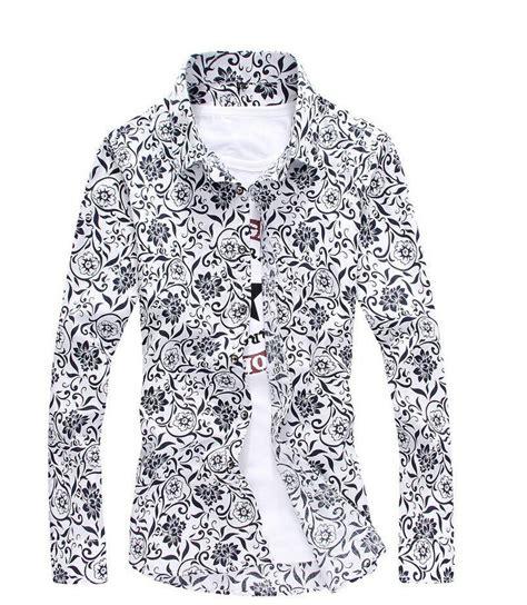 flower design shirts mens floral flower design cotton shirts creative india exports