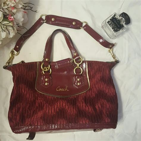 wine colored purse 77 coach handbags price wine colored coach