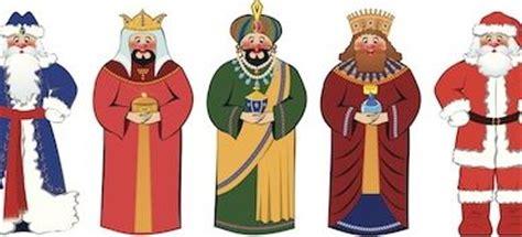 imagenes reyes magos y papa noel significado de pap 225 noel y los reyes magos para los ni 241 os