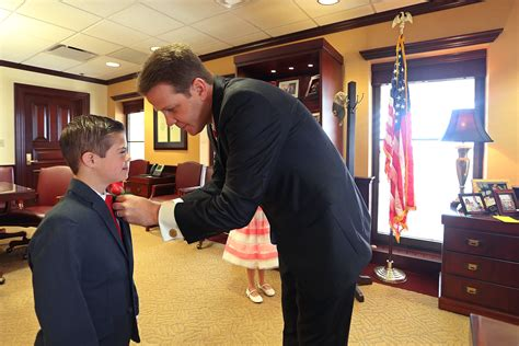 Senate Placement Office by Senator S Child With Inspires Legislation