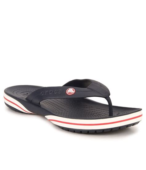 croc house shoes crocs navy slippers price in india buy crocs navy slippers online at snapdeal