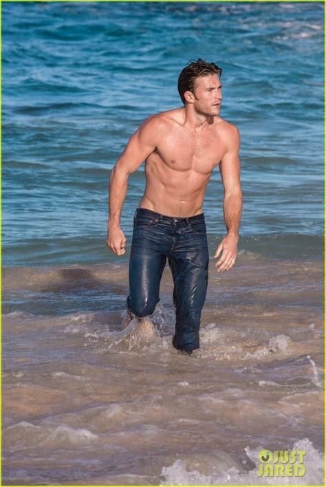 swift boat politician scott eastwoods latest shirtless pics for davidoff 14 my