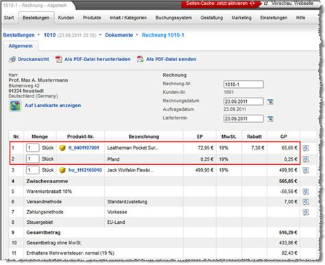 Freiberufler Rechnung Eu Ausland Steuerberechnung In Epages Ein Buch Mit Sieben Siegeln Epages