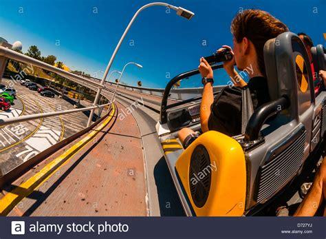 testi disney test track ride epcot walt disney world orlando