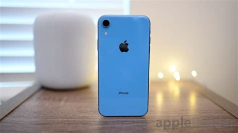 here are the top features of the iphone xr