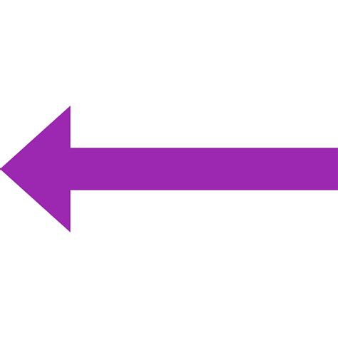 arrow gratis arrow left icon free at icons8