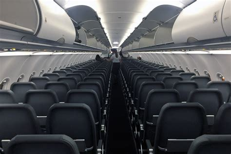 exclusive onboard the frontier airbus a320neo inaugural