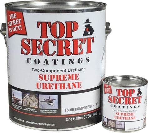 Ts Supreme ts 66 supreme urethane kit topsecretcoatings