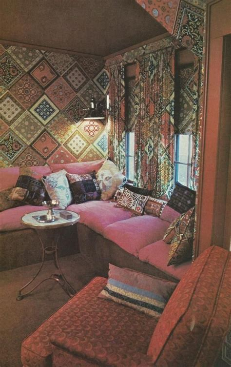 vintage home interior 109 best 1970 s decor bric a brack images on pinterest