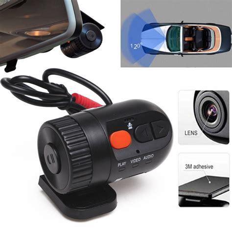 Car Recorder Mini Car Dvr Dashcam Vision mini 360 degree car dash dvr recorder dashcam vision hd 720p tachograph
