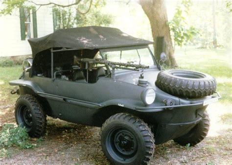 volkswagen schwimmwagen for sale 1943 vw schwimmwagen for sale cars pinterest zoom