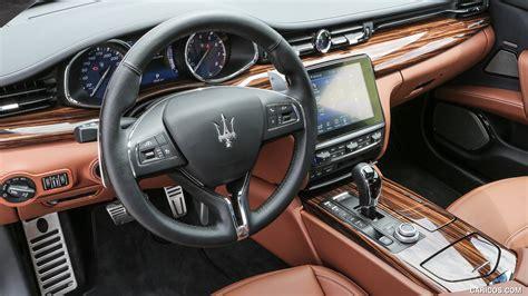 maserati 2017 interior 2017 maserati quattroporte gts granlusso interior hd