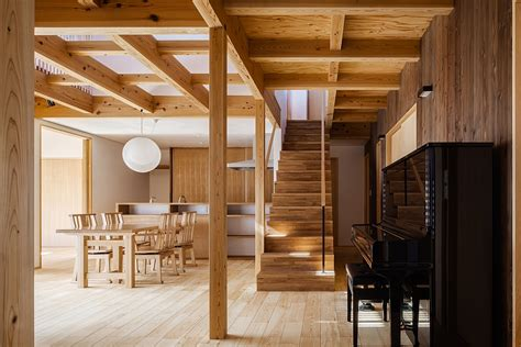 japanese wooden house design traditional japanese elements meet modern design at the cocoon house