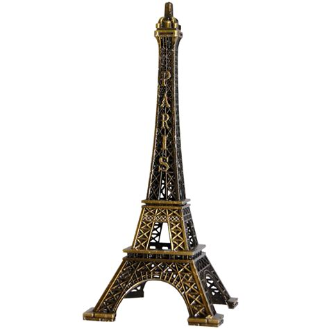 Eiffel Mini 7 quot eiffel tower miniature replica aged bronze