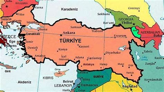 Ottoman Ls Turkey by Erdogan Invokes Document That Claims Mosul As Turkish Soil