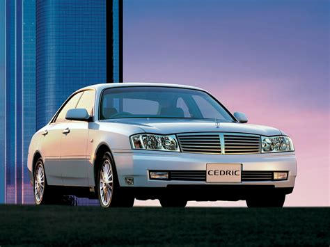 nissan cedric 2004 nissan cedric car technical data car specifications