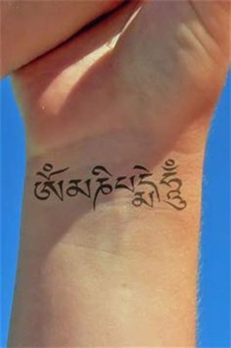 om mani padme hum wrist tattoo 1000 images about tibetan on om padme