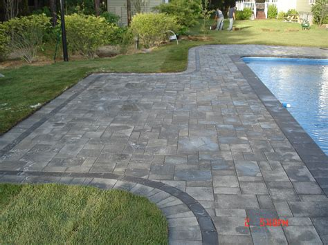 Paver Patio Kits Patio Paving Stones Home Ideas