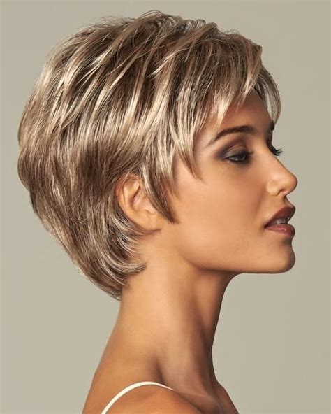 short hairstyles layered all over 37760 best hair styles and hair fashion images on