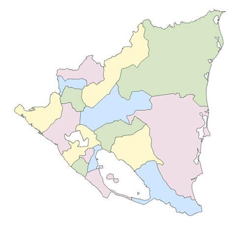 preguntas sobre geografia de nicaragua mapas de nicaragua saberia