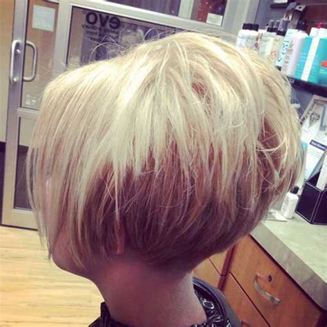 is the stacked bob a good look with round face short stacked bob hairstyles you will love the best