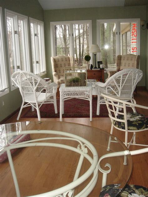sunroom living room dining room furniture re do