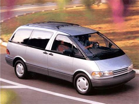 blue book value used cars 1991 toyota previa on board diagnostic system 1993 toyota previa pricing ratings reviews kelley blue book