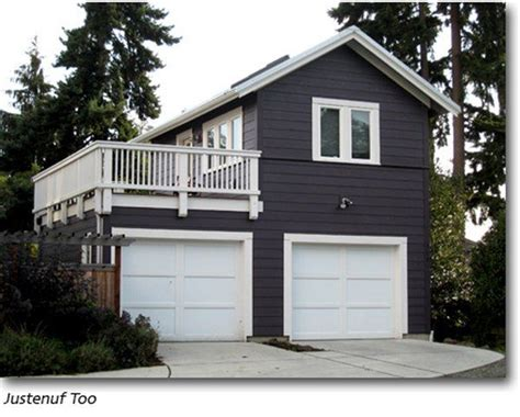 Garage With Apartment On Top | tiny house plans small house plans under 500 sq feet